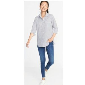 SALE $10⚡Old Navy | Button down tunic shirt